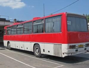 Рейсовый автобус, автостанция