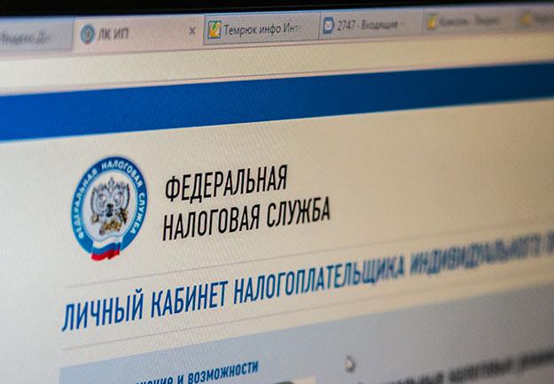 Электронные сервисы налоговой ФНС