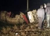 Два ВАЗа столкнулись в Темрюкском районе - три человека погибли