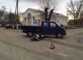 Водитель грузовика сбил мопед в Темрюкском районе