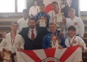 Семь медалей завоевали юные каратисты из Темрюка на региональном турнире