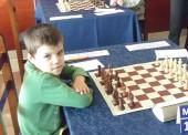 Семилетний темрючанин стал четвертым на первенстве ЮФО по шахматам