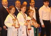 Еще пять золотых медалей привезли с соревнований темрюкские каратисты
