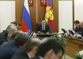 Вениамин Кондратьев рассказал о своей избирательной компании (видео)