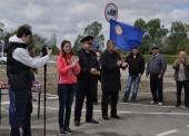 Социальную кампанию «Дистанция» поддержали в Темрюкском районе