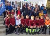 Третье место заняли темрюкские футболисты на соревнованиях в Крыму