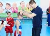 Турнир по боксу посвященный памяти Юрия Шинкарева прошел в Темрюке
