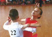 Юные танцоры из Темрюка завоевали девять кубков и более восьмидесяти медалей на краевых соревнованиях