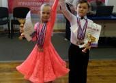 Юные танцоры из Темрюка привезли более 100 медалей с краевых соревнований