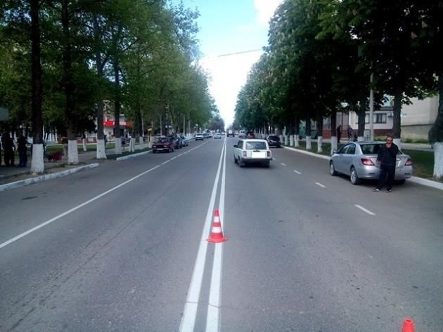 вид дороги