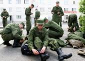 Военно-полевые сборы 10-ти классников