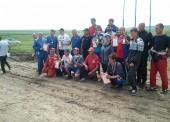 В станице Старотитаровской прошли соревнования по автокроссу