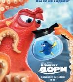 """м/ф """"В поисках Дорри"""" в формате 2D и 3D смотрите в """"ТАМАНИ"""" с 16 июня (6+)  жанр: мультфильм, комедия, приключения, семейное"""