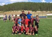 Юные футболисты из Темрюка заняли второе место на краевых соревнованиях