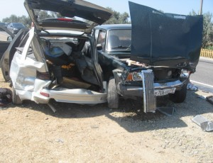 Один человек погиб и девять получили ранения в ДТП на дорогах Темрюкского района