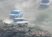 Итоги соревнований по автокроссу в Темрюкском районе