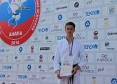 Темрючанин завоевал бронзу на Всероссиских юношеских Играх боевых искусств