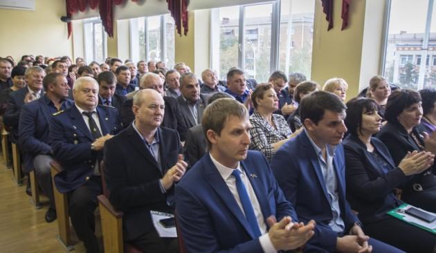 Депутаты районного Совета