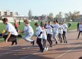 Соревнования «Кубань спортивная против наркотиков» прошли на центральном стадионе Темрюка