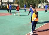 Соревнования по мини-футболу прошли в Темрюке