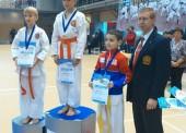 Темрючане завоевали медали на соревнованиях по каратэ в Санкт-Петербурге