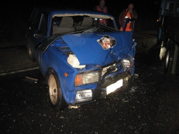 повреждения ВАЗ-21041
