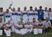 Футбольная команда из Темрюкского района вышла в полуфинал супер кубка Краснодарского края