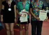 Темрюкские ветераны спорта с медалями вернулись с соревнований по настольному теннису