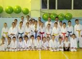 Юные темрючане приняли участие в Открытом Кубке Федерации Сетокан каратэ-до Краснодарского края