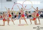 Гимнастки из Темрюка заняли первые места в краевых соревнованиях