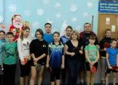 Семейный турнир по настольному теннису прошел в Темрюке