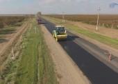Строители моста в Крым отремонтировали более 30 километров дорог в Темрюкском районе