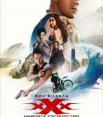 """х/ф """"Три икса: Мировое господство"""" в формате 3D смотрите в """"ТАМАНИ"""" с 19 января (16+)  жанр: боевик, триллер, приключения"""