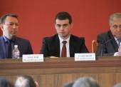 Глава Темрюкского района избран путем тайного голосования