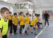 В Темрюке ученики младших классов приняли участие в спартакиаде
