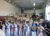 Соревнования в Краснодаре по каратэ