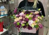 """Цветочный салон """"Татьяна"""". Услуги флориста, оформление букетов и подарков, доставка"""