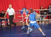 Районные соревнования по боксу провели в Темрюке