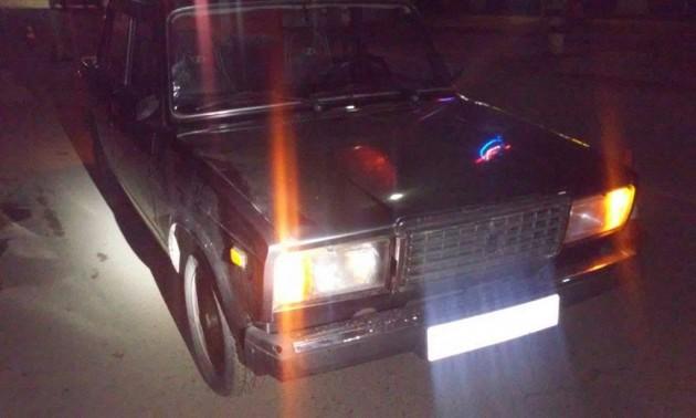 мех. повреждения ВАЗ 210740