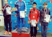 Темрюкские спортсмены выступили на Всероссийских соревнованиях по тхэквондо