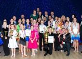В Темрюкском районе прошел летний «Кубок Академии» по спортивным танцам