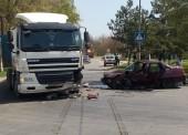 Один человек погиб еще девять получили ранения на дорогах Темрюкского района за минувшую неделю