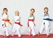 Набор детей в группу тхэквондо