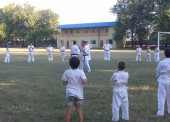 Спортивное мероприятие по каратэ