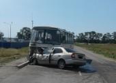 В ДТП на дорогах Темрюкского района погиб один человек, еще четверо ранены