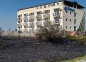 Сильнейший пожар в Голубицкой, огонь подходит к жилым домам (фото + видео)