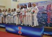 Темрюкские спортсмены выступили на турнире по тхэквон-до в Новороссийске