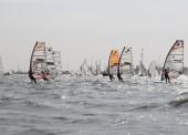 Темрючане завоевали призовые места на соревнованиях по парусному спорту