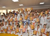 37 медалей привезла команда Темрюк