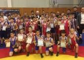 Борцы из Темрюкского района приняли участие в краевых соревнованиях